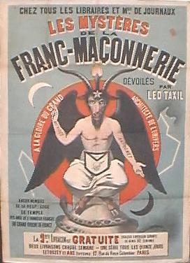 La puissance du Franc-Maçon - Page 2 LeoTaxilOriginal%20Poster1
