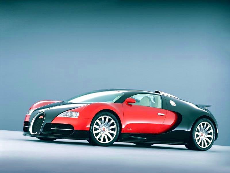 جديد السيارات :2008 Bugatti-veyron-1