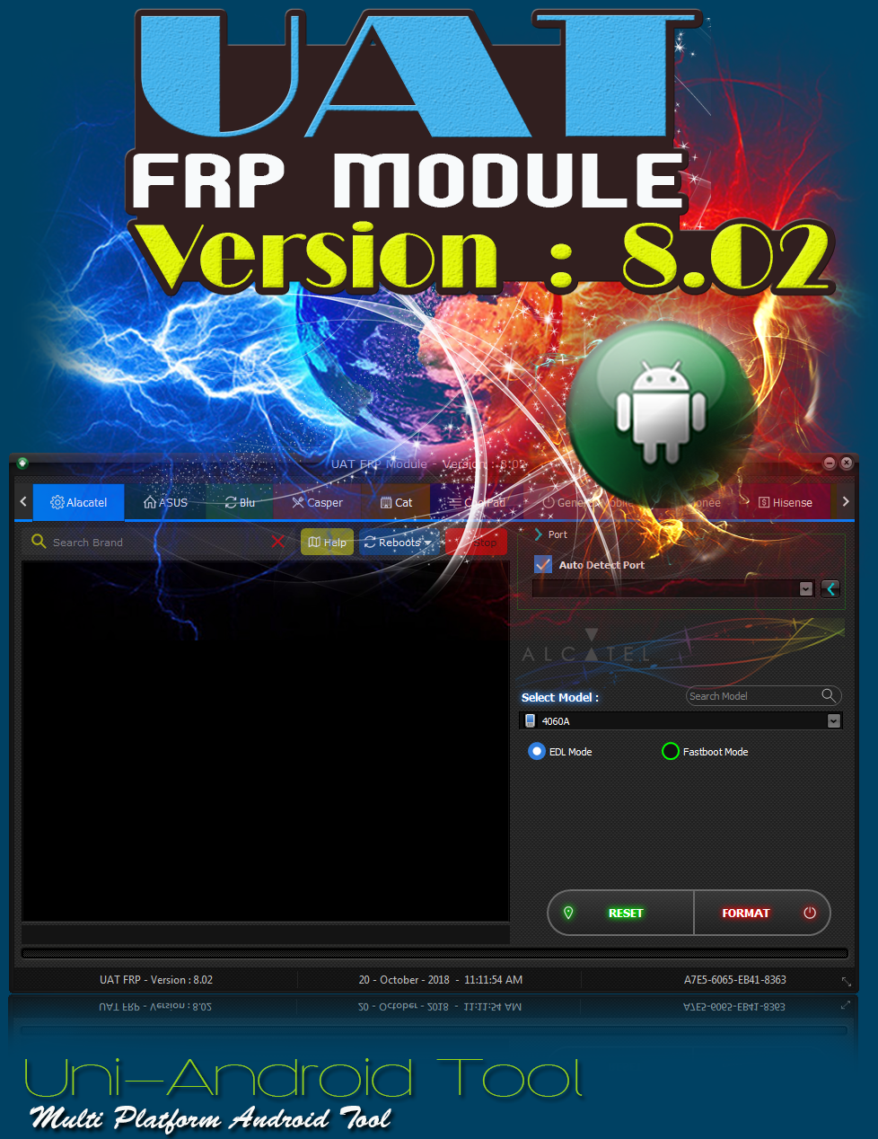 [تحديثات] Uni-Android Tool [UAT] FRP MODULE 8.02 Released - 20th October 2018 HxTu7wj8
