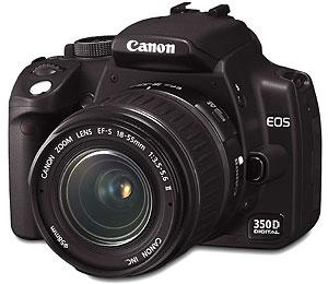 Quel appareil photo numérique utilisez-vous ? - Page 2 Canon-EOS-350D-Side