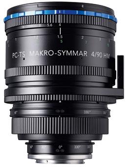 Nouveau Schneider Kreuznach Tilt-Shift-Lenses en monture K SK-PC_TS_90-01