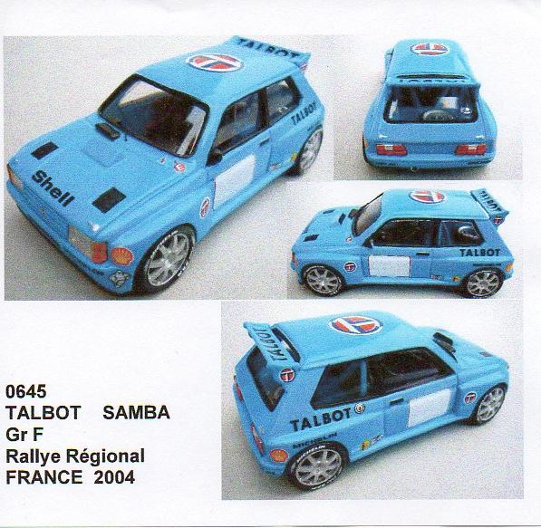 [Jadorlerouge] Ma collection de Samba miniatures  - Page 2 M_126957726_0
