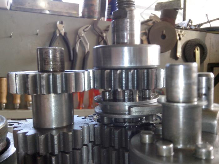 TUTO : comment remonter son bas moteur Minarelli P6 M_440897479_0