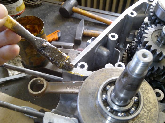 TUTO : comment remonter son bas moteur Minarelli P6 M_440897770_0