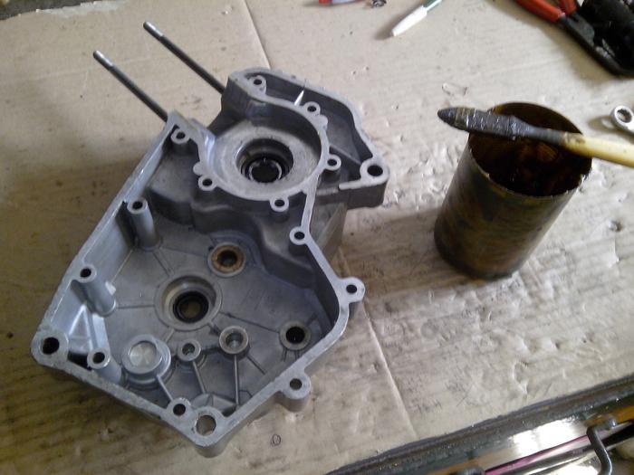 TUTO : comment remonter son bas moteur Minarelli P6 M_440897900_0