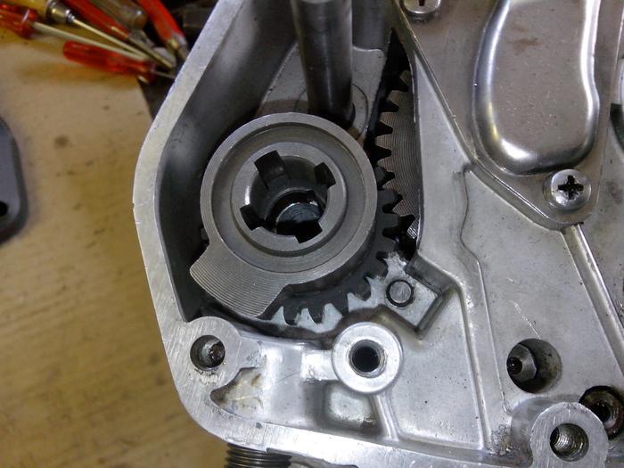 TUTO : comment remonter son bas moteur Minarelli P6 M_440901114_0