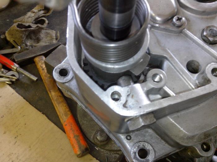 TUTO : comment remonter son bas moteur Minarelli P6 M_440903629_0