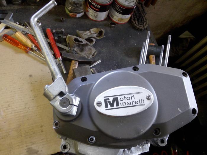 TUTO : comment remonter son bas moteur Minarelli P6 M_440903836_0