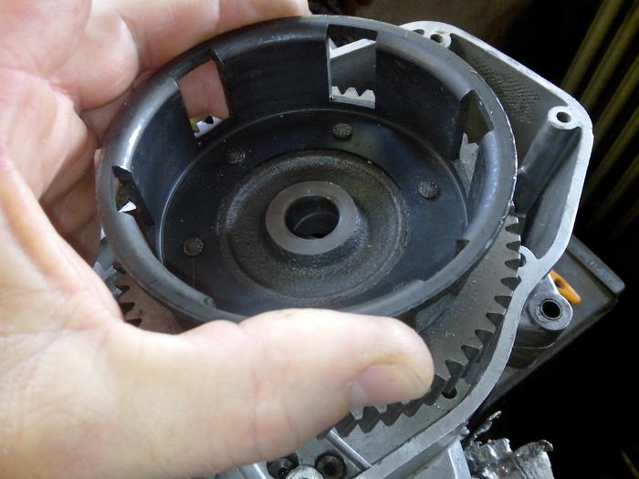 TUTO : comment remonter son bas moteur Minarelli P6 M_440904025_0
