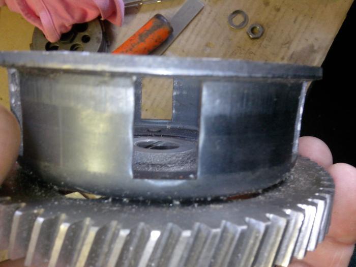 TUTO : comment remonter son bas moteur Minarelli P6 M_440904080_0