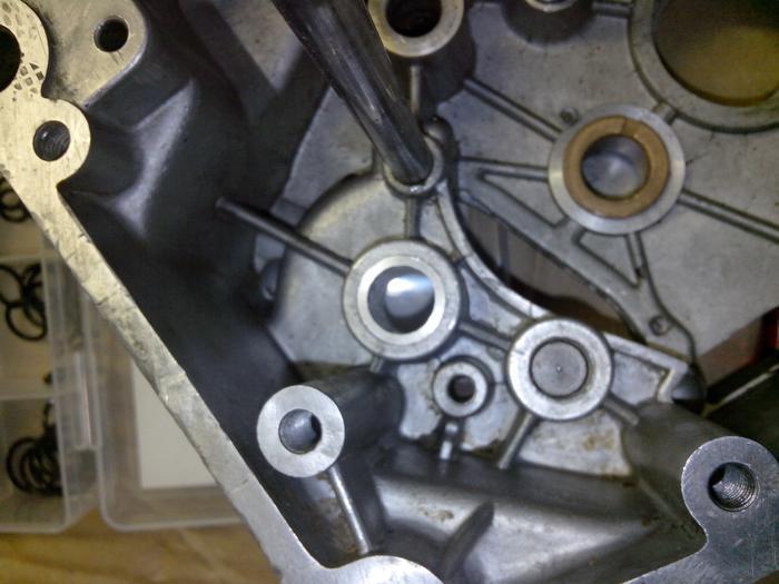 TUTO : comment remonter son bas moteur Minarelli P6 M_440906644_0