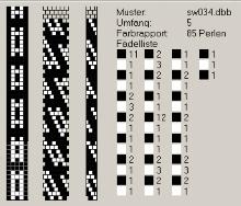 Техника:Жгут из бисера, вязанный крючком 3os3gw-z49