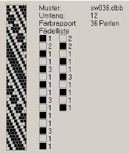 Техника:Жгут из бисера, вязанный крючком 3os3pm-n5z