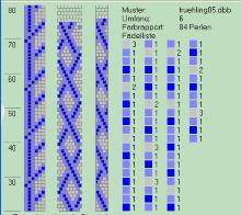 Техника:Жгут из бисера, вязанный крючком - Страница 2 3os6f5-336