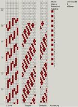 Техника:Жгут из бисера, вязанный крючком - Страница 2 3os6p6-coy
