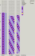 Техника:Жгут из бисера, вязанный крючком - Страница 2 3os6pu-alq