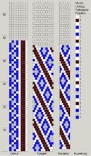 Техника:Жгут из бисера, вязанный крючком - Страница 2 3os6qw-w2r