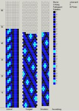 Техника:Жгут из бисера, вязанный крючком - Страница 2 3os6rn-axo
