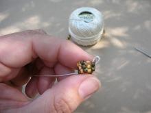 Техника:Жгут из бисера, вязанный крючком - Страница 2 3ow0jt-47b