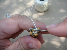 Техника:Жгут из бисера, вязанный крючком - Страница 2 3ow15q-7f