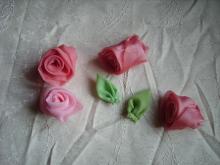 Розы из ткани - Страница 2 3r40ml-8ci