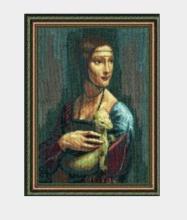 Картины, ставшие вышивками.. 3sci9i-405