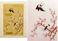 Картины, ставшие вышивками.. 3up4mr-966
