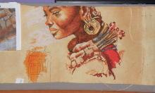 Совместный процесс Lanarte Африканская женщина - Страница 2 43r24k-3er
