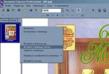 Как сохранить файлы в формате DjVu 3w6d8e-emr