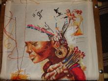 Совместный процесс Lanarte Африканская женщина - Страница 2 3z1e4u-5mh