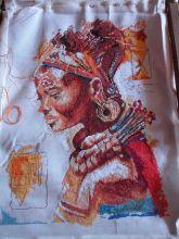 Совместный процесс Lanarte Африканская женщина - Страница 2 3zxtm3-jis