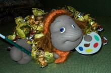 Куклы из капроновых чулок и носков 4z1im6-q29