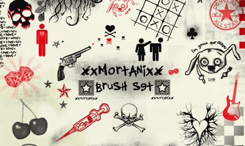 Кисти - Страница 2 Sketch-photoshop-brushes-10