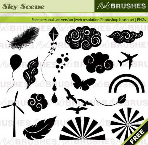 Кисти - Страница 2 Best-photoshop-brushes-13
