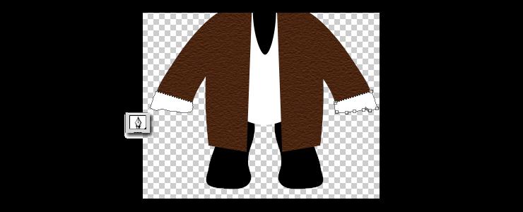 [حصريا] كيفية تصميم قرصان بالفوتوشوب - How to Draw a Cute Pirate Character in Photoshop Step-025
