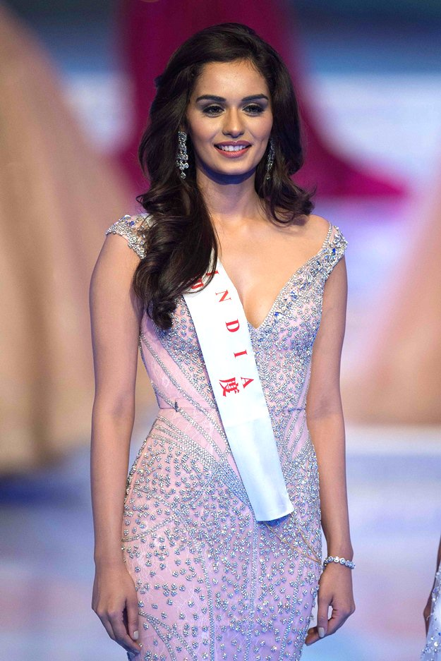 ★ MISS MANIA 2017 - Bitaniya Josef of Ethiopia !!! ★ - Page 2 Indian-17-Miss-World-Manushi-Chhillar