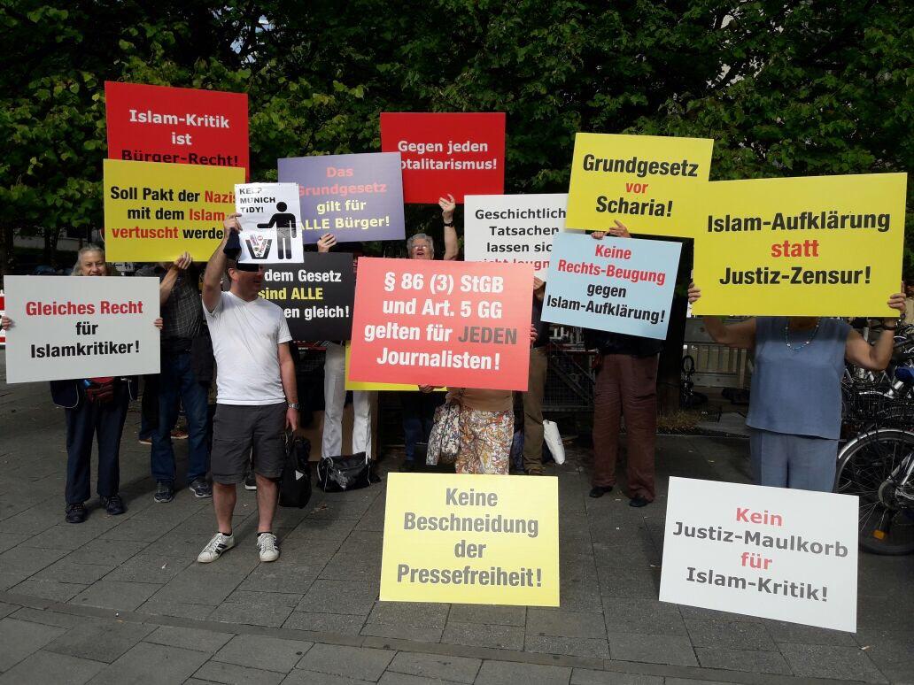 EILT: Sechs Monate Haft für PI-NEWS Autor Michael Stürzenberger IMG_5320