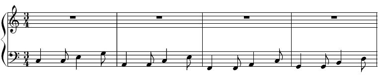 Making chords fun Blues