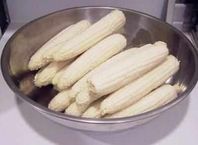 حفظ الخضروات و الفاكهة Corn%20husked