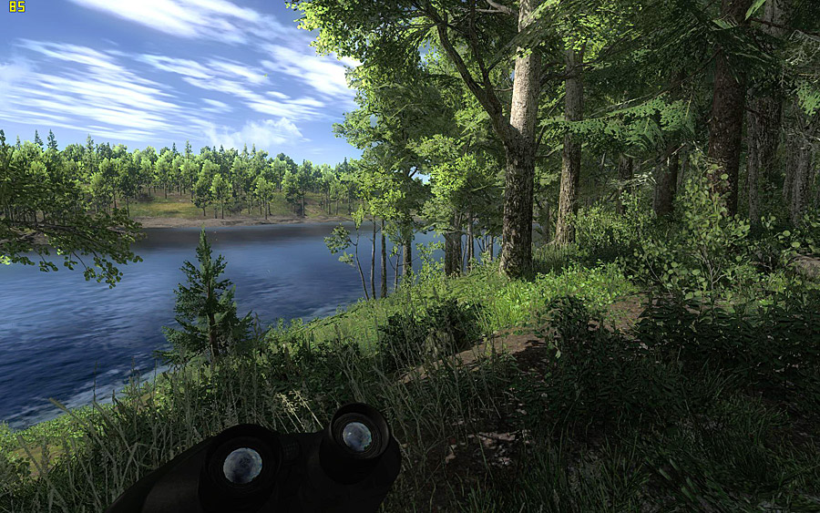 Topic : Is it Reality... or Fantasy?  ArmA 3 Engine TheHunter_ss_01