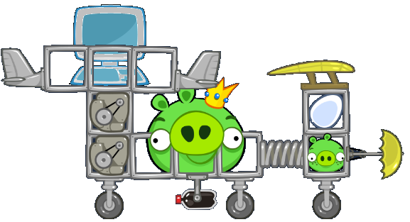 Контакты - Bad Piggies 25493_UHGKJV