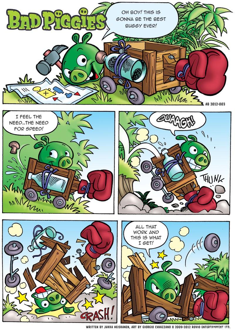 Комикс Bad Piggies 60002_Bad-Piggies-Comic-Part-1