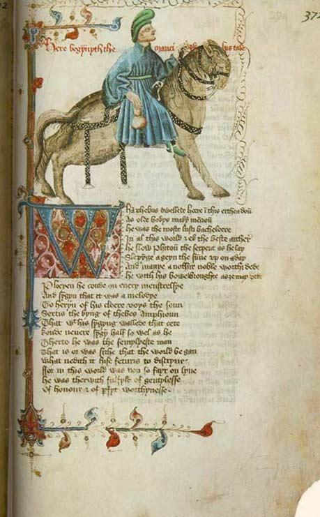 The Road to Canterbury : immoralité pour l'immortalité Chaucer2