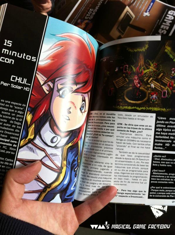 Pier Solar HD sur Kickstarter (Dreamcast,Xbox 360, PC ) - Page 6 Retromadrid_0012