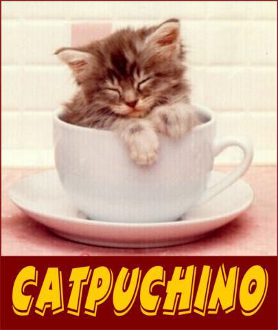 TASSES DE CAFE - Page 2 Catpuccino
