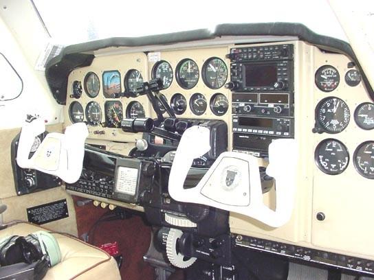 Beechcraft Baron 66