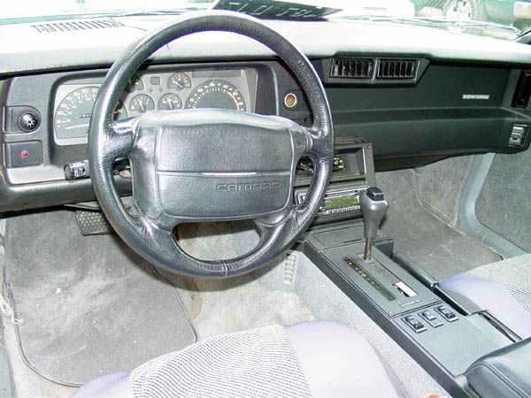 My 1992 Riv Camaro9