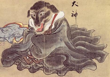 Spiriti e Demoni Orientali ( Cina e giappone) Sawaki_youkai_8