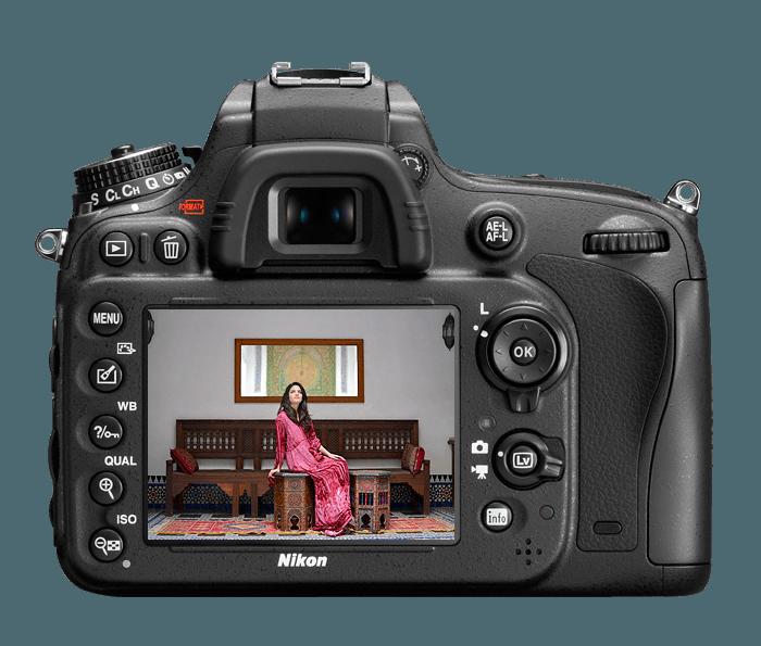 ♫♫♪ YA VIENEEEEEEEEEEEN LOS REYES MAGOOOOOOS  ♫♫♪ - Página 3 The-new-Nikon-D600-rear-display-and-controls