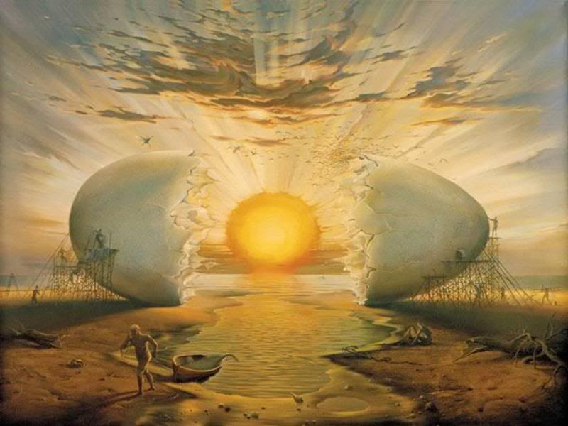 Las enigmáticas pinturas de el Bosco (Misterio resuelto) - Página 2 Amanecer-dali
